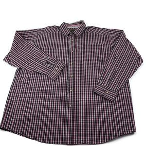 Ariat pro series shirt plaid long sleeve button up